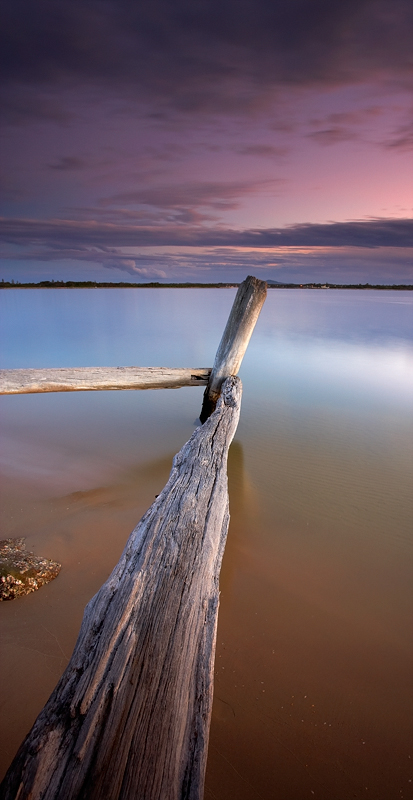 Old Dock Pylon Golden Hours Photos 171 Australianlight