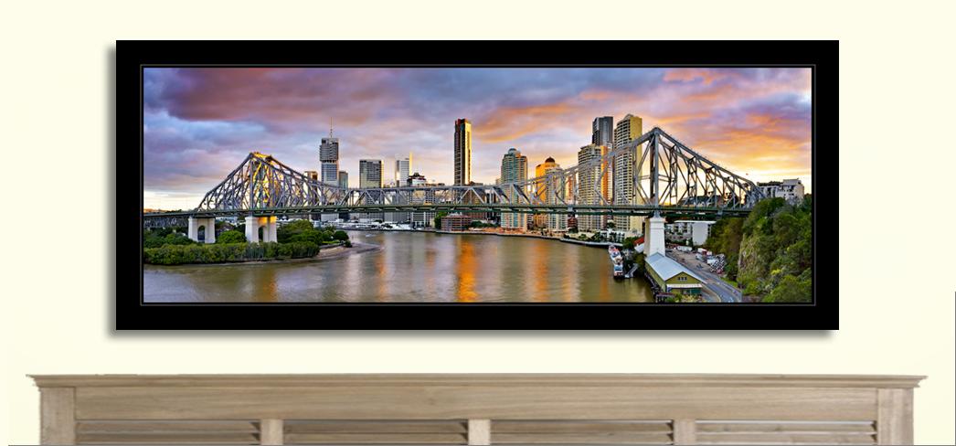 Our Mounts & Frames « AustralianLight - Fine Art Landscape ...
