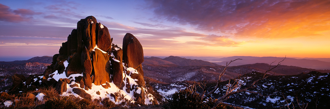 Chasing the Moment - The Cathedral, Mt Buffalo National Park, Victoria