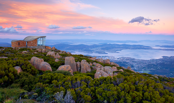 Preview for Mt. Wellington Lookout