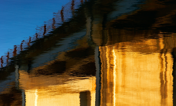 Preview for Old Coomera River Bridge (Abstract)