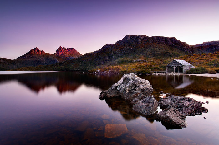 Cradle Mountain Boatshed