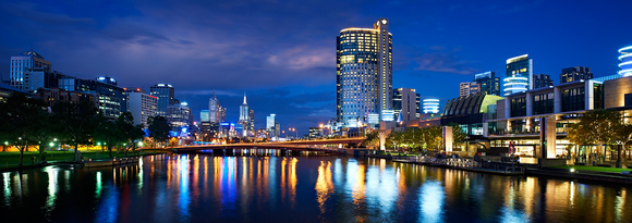 Preview for Melbourne's Yarra River