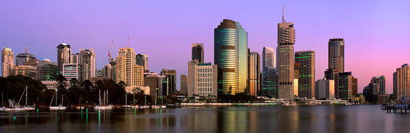 Preview for Brisbane City Sunrise