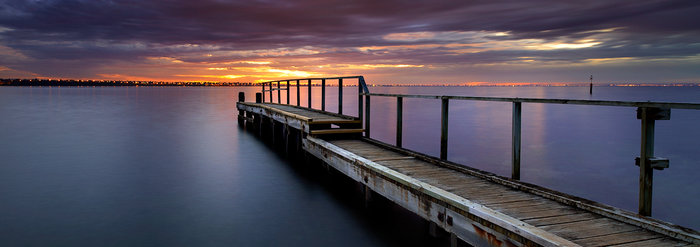 Beaumaris, Port Philip Bay, Melbourne, Victoria