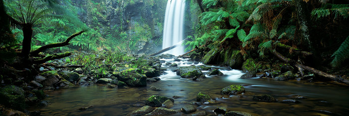 Hopetoun Falls - Great Otways National Park - Victoria