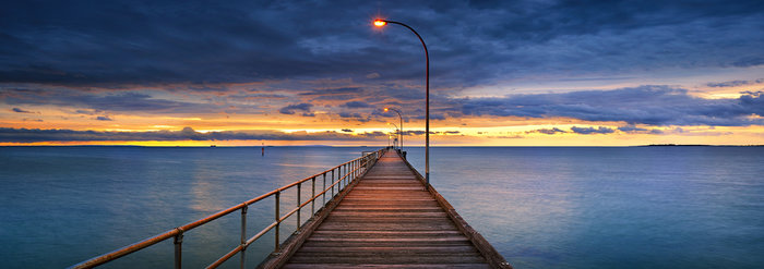 Altona Jetty - South-West Melbourne Victoria