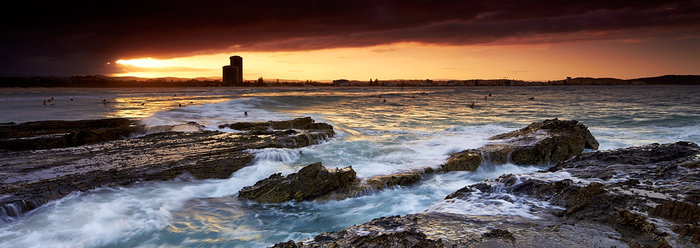 Currumbin Alley, Gold Coast, Queensland, Australia
