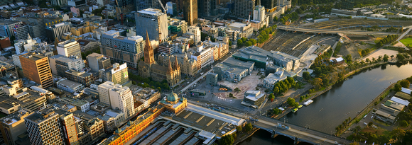 Preview for Melbourne From Above