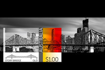 Story Bridge image to feature on new stamp