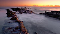 Snapper Rocks Sunrise